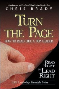 Turn The Page, How to Read Like a Top Leader